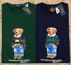 NEW Polo Ralph Lauren BEAR LOGO Tee  RARE T SHIRT SHORT SLEEVE TSHIRT image