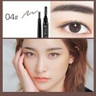 Waterproof Double Head Makeup Automatic Eyebrow Pencil with Brush Beauty Makeup