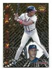 1997 Pacific Crown Collection Prism Andruw Jones Spanish Language Card #78
