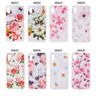 Houssing Flowers Protective Skin Case Cover For I Phone 6 S 7 8 X R PLUS