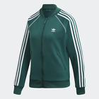 [Adidas] DV2642 SST Women Deconstructed Track Jacket Green