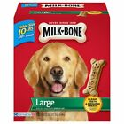 Milk-Bone Original Dog Treats, Clean Teeth Freshen Breath, 10 Lb Box