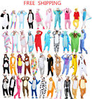 Halloween Unisex Adult Kigurumi Animal Cosplay Costume Pajamas Onesie22Sleepwear