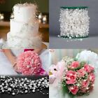 5M Pearl Chain Wedding Decoration Fishing Line Beads Flower Chain Garland