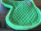 Tuff Rider Fleece Shaped English Saddle Pad
