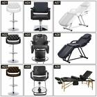 Barber Chair Hair Styling Salon Furniture Massage Table Bed Beauty Shampoo Spa