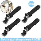 320W Electric Farm Supplies Sheep Goat Shears Animal Shearing Grooming Clipper