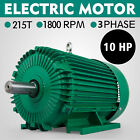 """1~20 HP 1Phase 3450RPM Electric Air Compressor Duty Motor 56 Frame 5/8"""" Shaft"""
