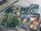 GREEN LATERN COLLECTIBLES 8 COMIC BOOKS