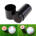 Golf Ball stamper Stamp Seal Impression Sun Sign Printed Personalized Silicone