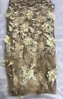 5.5 inches African Lace Fabric For Bridal African Weddings