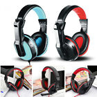 3.5mm Surround Stereo Sports Gaming Headset XP Mic Headphones Adjustable Headset