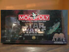 FACTORY SEALED Monopoly Star Wars Limited Collectors Edition 1996 Board Game NEW