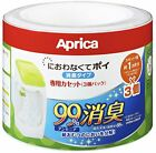 Aprica Disposable diaper processing pot Deodorant type 3 pack From Japan