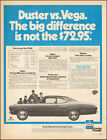 1971 Vintage ad for Duster retro car Chrysler Pymouth  (122517)