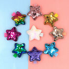 Children Baby Girls Shiny Sequins Five pointed Star Side Clip Hairpin New Trendy