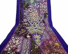 Table Linens Runner Wall Tapestry Hanging Beads Hand Embroidered Patchwork BR20