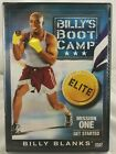 """Billy's Boot Camp """"Mission One Elite Get Started"""" (DVD 2006) Billy Banks Gaiam"""