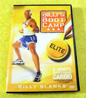 Billy's Boot Camp Elite Cardio ~ New DVD Video ~ Billy Blanks Exercise Workout