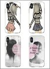 Best Friends Forever BFF Two Girls case cover for iphone for Samsung Galaxy