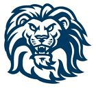 ncaa0677 Loyola Marymount Lions Head Die Cut Vinyl Graphic Decal Sticker NCAA