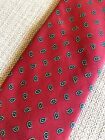 Brooks Brothers tie - red pine pattern - no stains or tears
