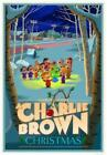 A Charlie Brown Christmas Poster//A Charlie Brown Christmas Movie Poster//Movie