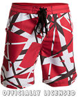 Official Eddie Van Halen Board Shorts NEW Swimsuit EVH - Foo Fighters T. Hawkins