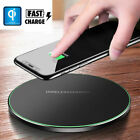Qi Wireless Charger Dock Charging Pad For i Phone 8 8Plus SE X XS XR XS Max