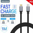 PD Fast Charging USB Type C to Lightning Cable,for iPhone X 8/8Plus Macbook