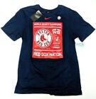 Nike Boston Red Sox World Series Champions T-Shirt Nation 2018 Authentic NWT on Ebay