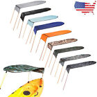 Portable Kayak Boat Canoe Sun Shade Awning Canopy Fishing Tent For Single Person