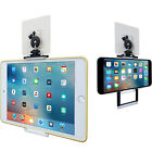 WANPOOL Universal Tablet Wall Mount Easy Install for i Phone Xs Max/ Samsung S10
