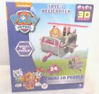Paw Patrol Skyes Helcopter Mini 3D Puzzle 24 piece (GM3)