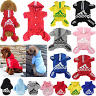 Adidog Pet Clothes for Dog Cat Puppy Hoodies Coat Winter Sweatshirt Warm Sweater