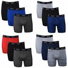 TapouT Mens Performance Boxer Briefs - 12-Pack Athletic Fit Breathable Up to 5X!