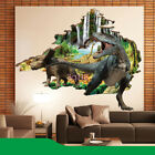 Western Home Decor Ideas 3D Creative Art Self-adhesive Wall/Floor Stickers  Parlor Or Living Room Decor Home Decor Coasters