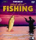 MAD ABOUT FISHING (A SPECIAL 8 DVD COLLECTION THE BEST IN FISHING)(BOXSET) (DVD)