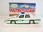HESS patrol car, 1993, all the sirens and whistles, new in box