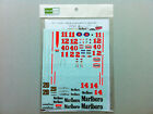 1/20 Mclaren M23 Marlbor0 '76 J. Hunts Decal for Tamiya