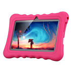 """7"""" Kids Tablet PC 3G Android 7.1 16GB Smartphone Wifi Bluetooth OTG Bundle Case"""