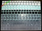 Keyboard Skin Cover Protector for Dell XPS 13-9365 13-9370 13-9380