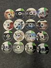 Lot Of 16 Untested Xbox 360 Games GREAT Titles