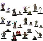 D&D Pathfinder WARDLINGS Wizkids PAINTED MINIATURES Hero Kids With Familiars