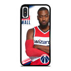 JOHN WALL WASHINGTON WIZARDS iPhone 5/5S/SE 6/6S 7 8 Plus X/XS Max XR Case Cover