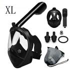 Scuba Diving Mask Snorkeling Mask Anti Fog Mask For Swimming Spearfishing Dive M
