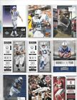 LOT OF 200 COLTS FOOTBALL CARDS WITH PEYTON MANNNING,FAULK ROOKIES,LUCK,MACK