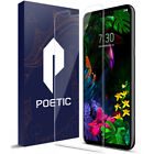 For LG G8 ThinQ / G7 ThinQ Screen Protector Poetic® Ultra Thin Tempered Glass