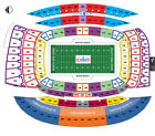 2 Chicago Bears vs Tennessee Titans Tickets - Soldier Field - Sec 432 Rw 10 on eBay