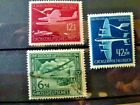 Germany Hitler Third Reich 1944 25th anniversary air mail MNH